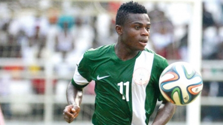 BARCA FC DESERVES LA LIGA CROWN, SAYS MOSES SIMON
