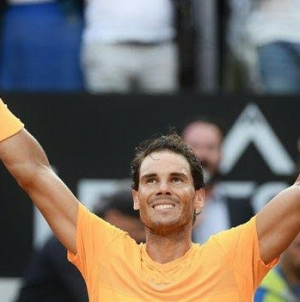 ITALIAN OPEN: NADAL SURVIVES ZVEREV TO WIN ROME TITTLE EIGHTH TIME
