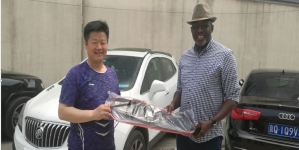NIGERIA BADMINTON FEDERATION SECURES CHINESE SPORTS PROFESSOR'S SERVICES