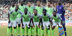 NIGERIA MOVES 12 STEPS UPWARD IN FIFA RANKING