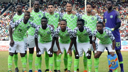 NIGERIA, 8 OTHERS IN 15 MORE FOR AFCON 2019 TO COMPLETE