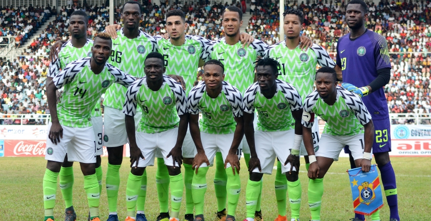 SUPER EAGLES HAVE A DATE WITH DESTINY AS THEY FACE CROATIA ON SATURDAY