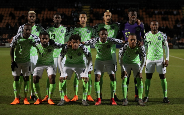 SUPER EAGLES' ROUND OF 16 OPPONENTS EMERGE TODAY