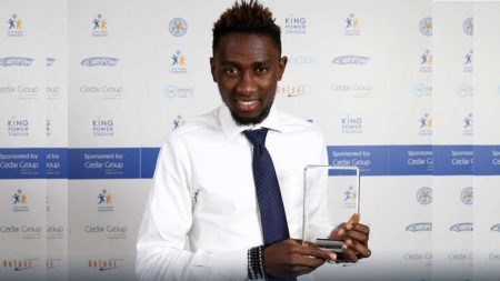 NDIDI NAMED LEICESTER CITY YOUNG PLAYER OF THE SEASON