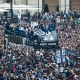 SIX INJURED IN JUVENTUS TITTLE PARADE