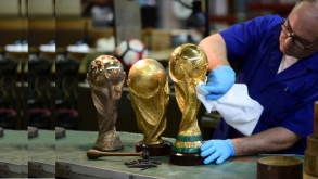 STRANGE HAPPENINGS AT THE WORLD CUP
