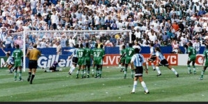 ONCE UPON A TIME, NIGERIA SOUGHT WORLD CUP BOARDROOM VICTORY OVER ARGENTINA