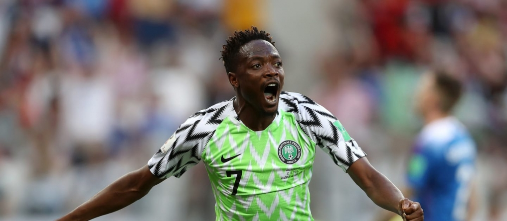 AHMED MUSA THANKS EGYPTIAN FANS