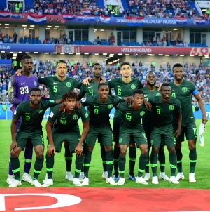 EJIDIKE CHARGES SUPER EAGLES TO PICK AFCON TICKET IN SOUTH AFRICA