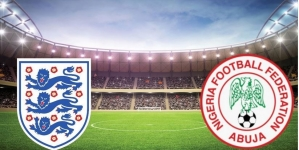 HIGH POINTS OF ENGLAND – NIGERIA PRE WORLD CUP CLASH