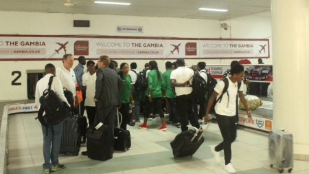 SUPER FALCONS OFF TO CHINA FOR 4-NATION TOURNEY