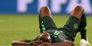 IT'S A SECOND TOO LATE FOR SUPER EAGLES!