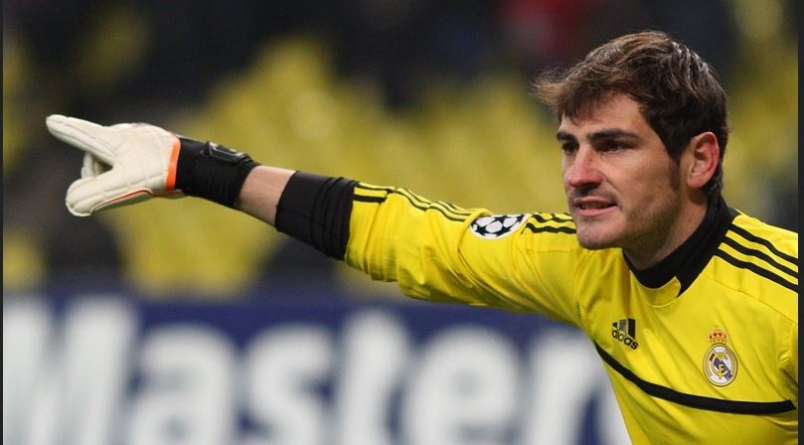 WORLD CUP WINNER, IKER CASILLAS EYES SPANISH FOOTBALL PRESIDENCY