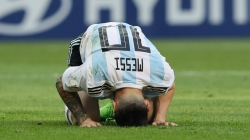 LIONEL MESSI MISSING FROM ARGENTINA'S LATEST TEAM LIST