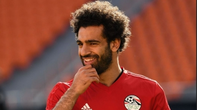 MO SALAH OUT OF SUPER EAGLES FRIENDLY WITH EGYPT