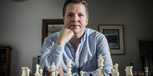 NIGEL SHORT, GRAND MASTER STORMS LAGOS FOR CHESS CLINIC