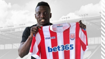 OGHENEKARO ETEBO ON LOAN FROM STOKE CITY TO LA LIGA SIDE, GETAFE