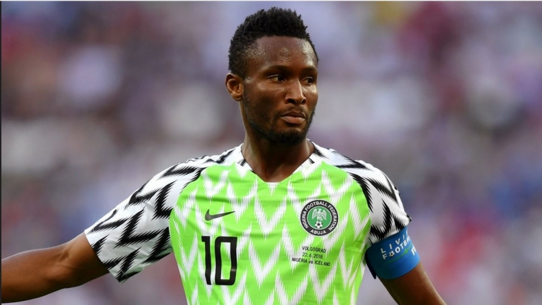 MIKEL OBI SETS A NIGERIAN AFCON RECORD