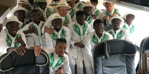 BRONZE-WINNING SUPER EAGLES BEGIN RETURN JOURNEY