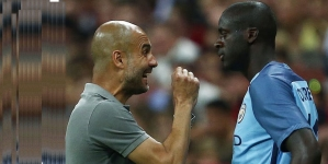 GUARDIOLA HAS PROBLEM WITH AFRICAN PLAYERS, SAYS YAYA TOURE