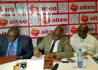 AITEO GIVES 14-DAY ULTIMATUM FOR NFF LEADERSHIP CRISIS RESOLUTION