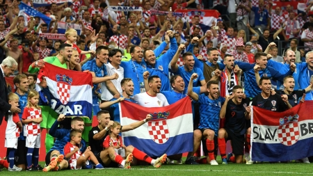 THREE REASONS WHY CROATIA DESERVE TO WIN THE WORLD CUP FINAL