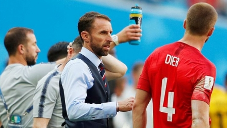ENGLAND FINALLY GO HOME WITH NOTHING