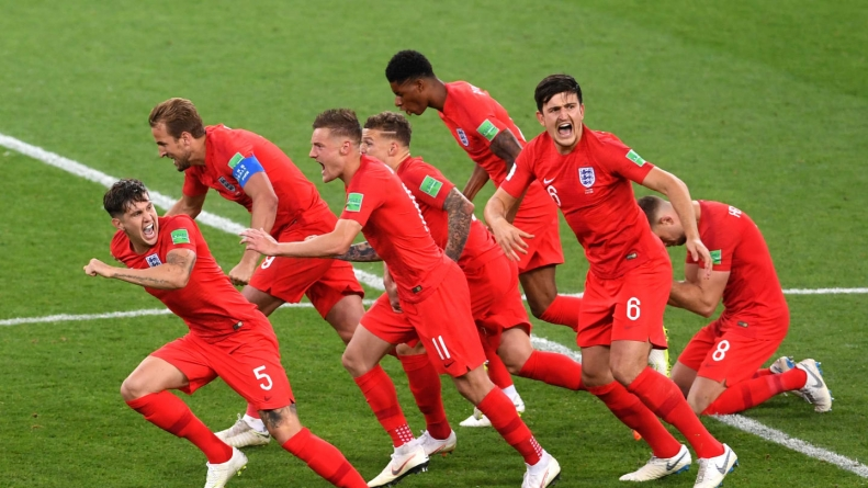 """IT'S COMING HOME"" CAMPAIGN GATHERS MOMENTUM AS ENGLAND CLASH WITH CROATIA"