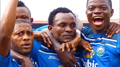 CONFEDERATION CUP: ENYIMBA AIM FOR DOUBLE AGAINST COTE D'IVOIRE'S WILLIAMSVILLE