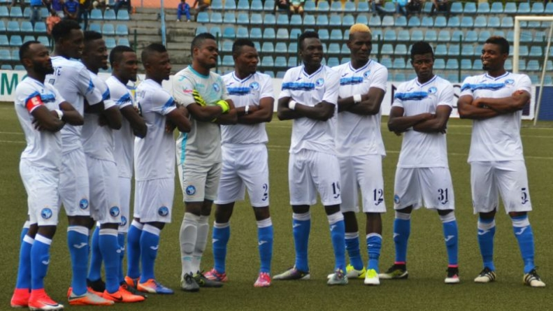 ENYIMBA IN 2-0 TRIUMPH OVER SOUTH AFRICA'S T S GALAXY
