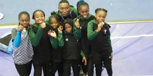 CHILDREN OF FORMER CROSS RIVERS GOVERNOR, IMOKE, WIN MEDALS IN GYMNASTIC FOR NIGERIA