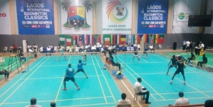 NIGERIA'S BADMINTON CHIEF, ORBIH HAILS PERFORMANCE AT LAGOS CLASSICS