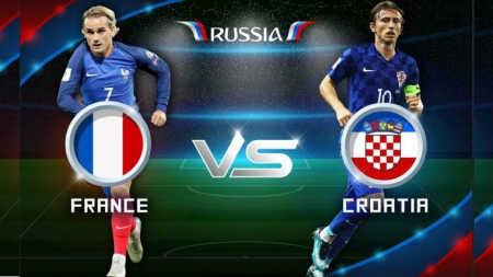 WORLD CUP HITS MILESTONE 900TH MATCH WITH FRANCE – CROATIA FINAL DUEL… NIGERIA PLAYED 800TH WORLD CUP MATCH