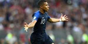 MBAPPE TARGETS OLYMPIC APPEARANCE WITH FRANCE NEXT YEAR