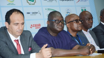 NIGERIA TABLE TENNIS CHIEF, TIKON PROMISES THE BEST OF THE SPORT
