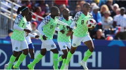 FLYING START FOR NIGERIA'S FALCONETS AT AFRICAN GAMES