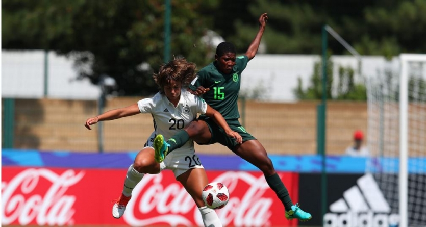 FALCONETS LEFT WITH ZERO OPTION IN CLASH WITH HAITI