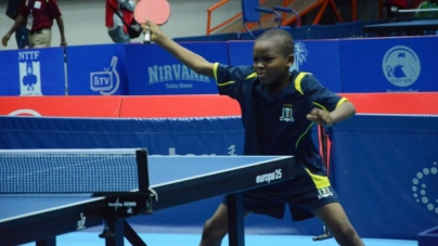 ITTF NIGERIA OPEN: MUSTAPHA BROTHERS UNDAUNTED BY BIG STAGE