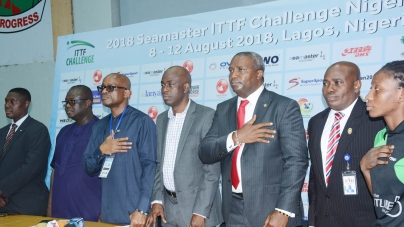 NIGERIA OPEN 2019 RECEIVES ITTF UPGRADE