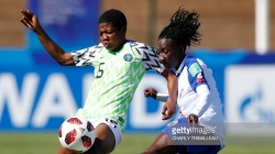 FRANCE 2018: FIFA CONFIRMS NIGERIA'S OPEYEMI SUNDAY TO MISS MASS WITH SPAIN