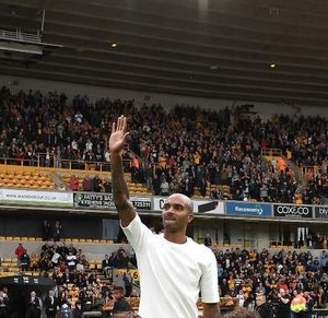 CARL IKEME MAKES FIRST PUBLIC APPEARANCE