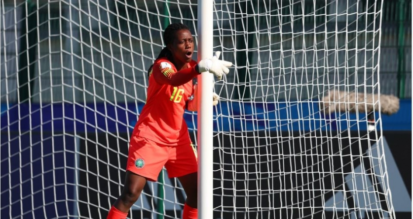 CHIAMAKA NNADOZIE, NIGERIA'S SAVIOR, SAYS FIFA PUBLICATION
