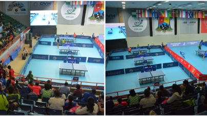 PASSION FOR TABLE TENNIS BY LAGOS FANS AMAZES CHINESE COACH
