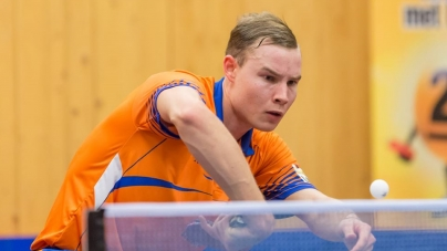 ITTF CHALLENGE NIGERIA OPEN: DUTCHMAN EYES PODIUM PLACE IN LAGOS