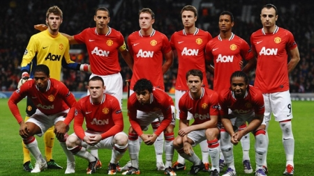AFTER 14-MATCH UNBEATEN STREAK, MAN UNITED ARE IN MOOD FOR BATTLE FOR CHAMPIONS' LEAGUE SPOT