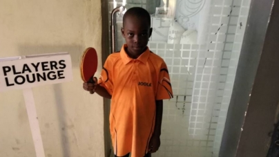 MUSTAPHA MUSA: NIGERIA OPEN YOUNGEST PLAYER BUT WITH TALLEST AMBITION