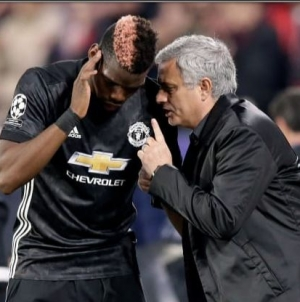 TROUBLED POGBA KEEN AT LEAVING MANCHESTER UNITED