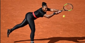 TROUBLED SERENA WILLIAMS FINED AT US OPEN