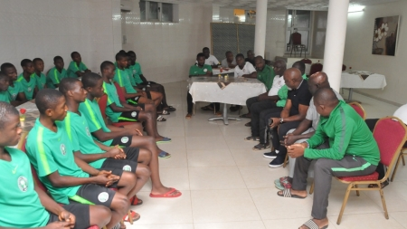 GHANA'S BLACK STARLETS THINKING OF VENGEANCE, NIGERIA'S EAGLETS LOOK FOR ENCORE