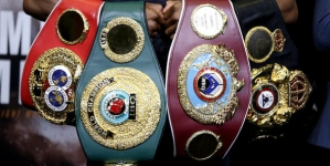 ANTHONY JOSHUA RISKS LOSING IBF BELT